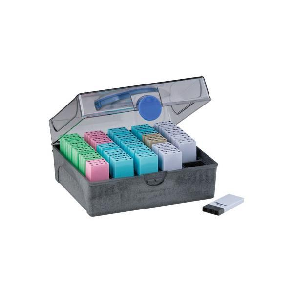 【クーポンあり】【送料無料】Shachihata シヤチハタ 科目印 72本セット XNK-72N 探しやすく使いやすい5色のボディー。