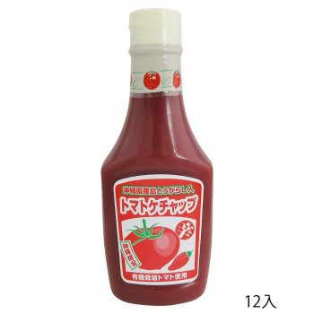【クーポンあり】【送料無料】琉球フロント沖縄 島とうがらし入りトマトケチャップ 300g×12入