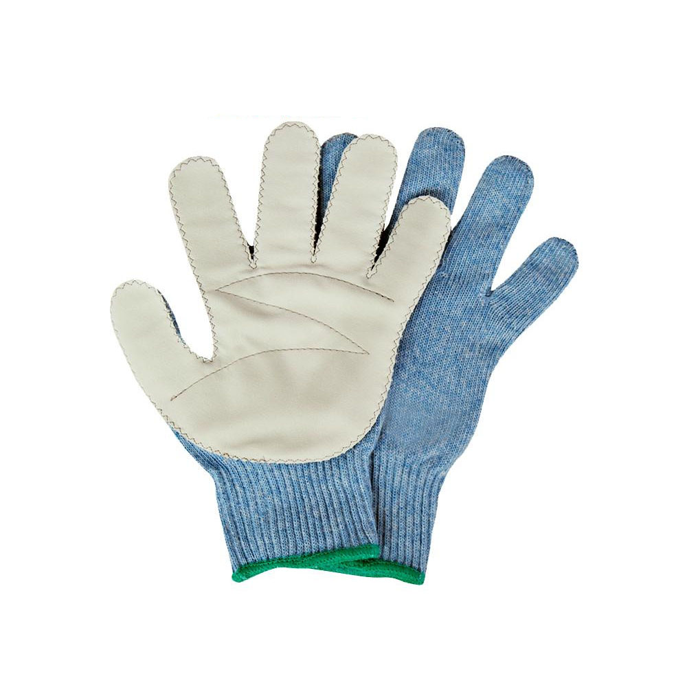 【クーポンあり】【送料無料】耐針・耐切作業手袋 CXインスリンプロ CX GABA IP 青色 フリーサイズ 指部分を極薄ステンレスで保護!!