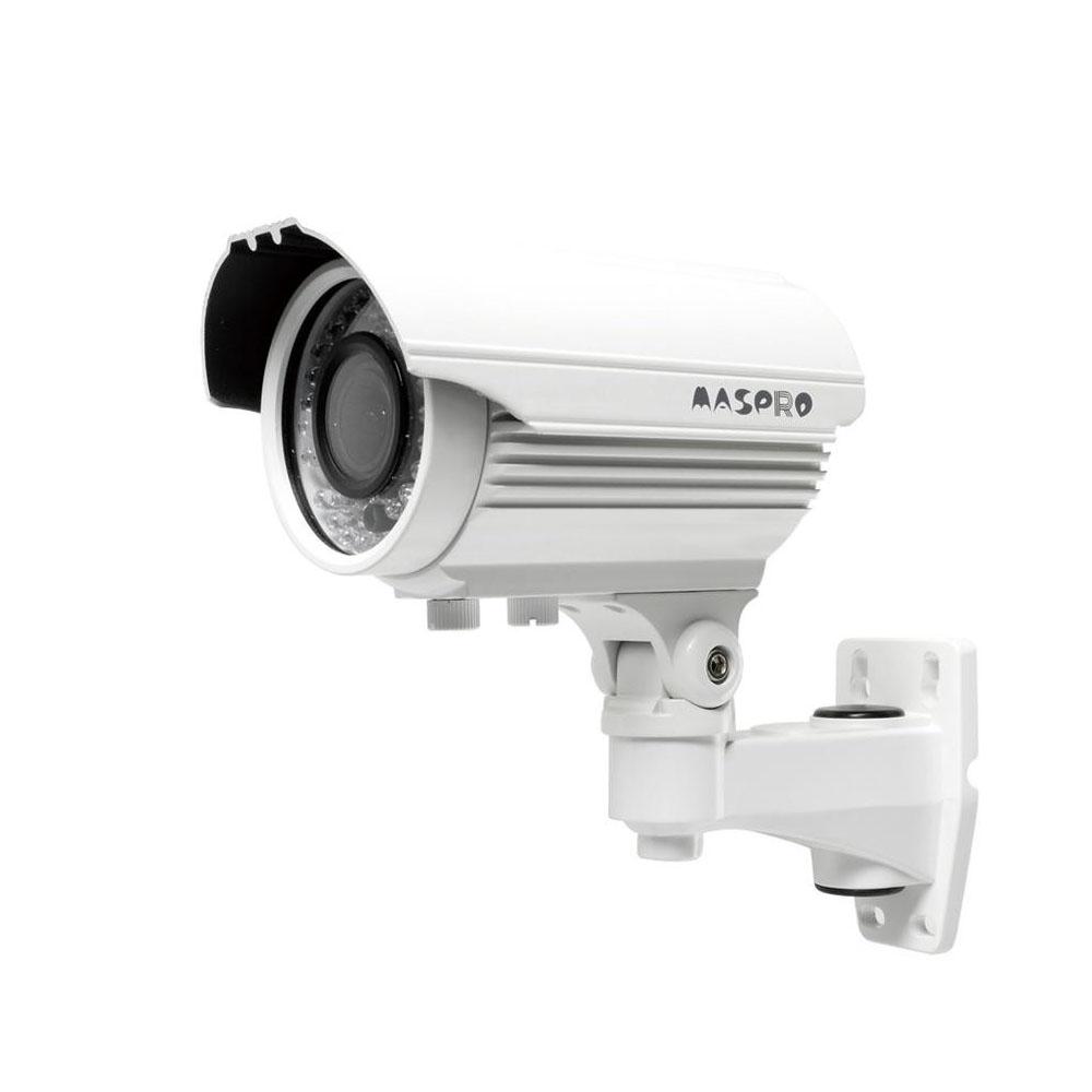 【クーポンあり】【送料無料】マスプロ電工 フルハイビジョンAHD バリフォーカルカメラ ASM85 高画質フルハイビジョン防水型AHDカメラ!