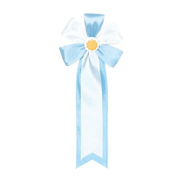 【クーポンあり】【送料無料】ササガワ タカ印 38-255 記章 大五方 水白 50個 セレモニー用品。