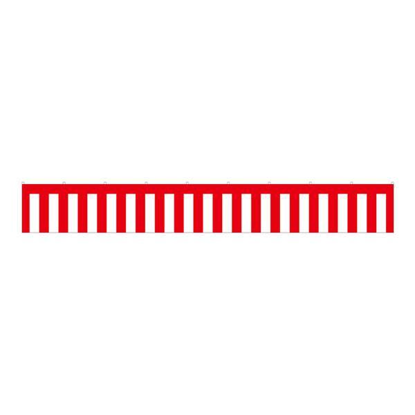 【クーポンあり】B紅白幕 23938 トロピカル 3間 H700 使い勝手抜群です!