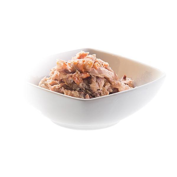 【送料無料】無添加・無着色 成猫用キャットフード シシア ツナ&エビ 85g×56個 ビタミン 栄養豊富 素材 EPA ペット ウェットフード ミネラル 健康