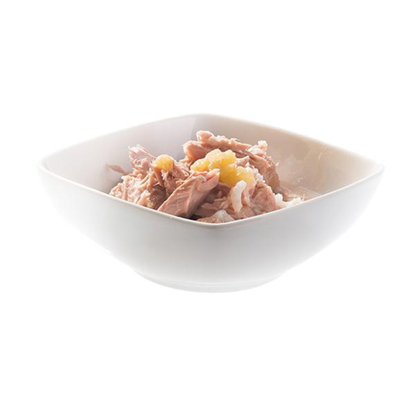 【クーポンあり】【送料無料】無添加・無着色 成猫用キャットフード シシア ツナ&マンゴー 75g×56個 素材の旨味香るウェットフード。