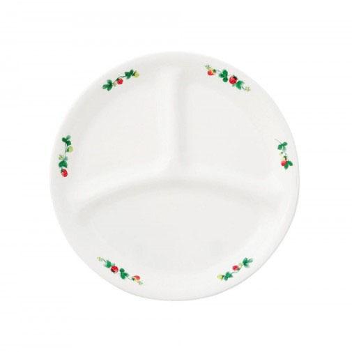 【クーポンあり】【送料無料】CP-9306 コレール スウィートストロベリー ランチ皿(小) J385-SWT 5枚セット/飽きのこないイチゴ柄が、白いお皿をひきたてます。
