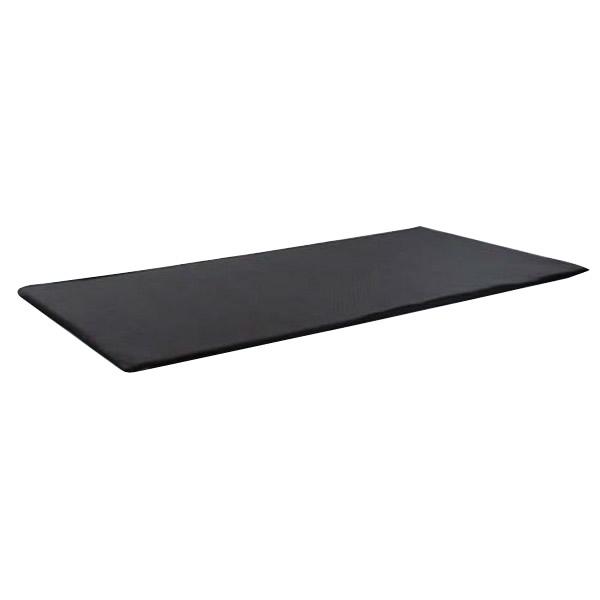 【クーポンあり】【送料無料】ファインエアーポータブル 約70×200cm ブラック FAPO-02/底づきしないクッション性で全身をしっかり支えます。