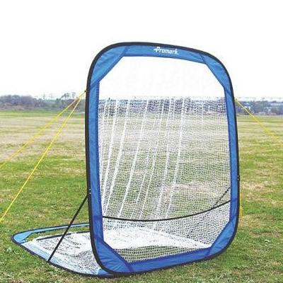 【クーポンあり】【送料無料】Promark プロマーク 軟式・ソフトボール用バッティングトレーナー HT-100 トレーニング ポータブル 持ち運び 用具 アップ 試合前 練習 バッグ付き どこでも 組み立て 収納
