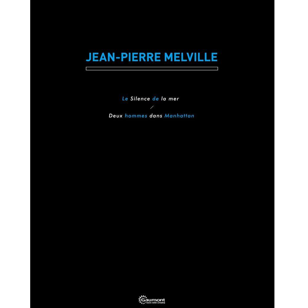 【最大ポイント20倍】【送料無料】Blu-ray(ブルーレイ) ジャン・ピエール・メルヴィル 海の沈黙/マンハッタンの二人の男 Blu-rayツインパック IVBD-1074