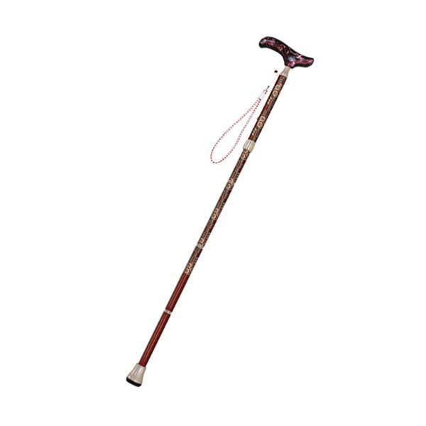 【クーポンあり】【送料無料】SINANO シナノ ウォーキングステッキ 歩行杖 グランドカイノスDONNA ドンナ ヴィエナ ウィーン美術を表現した折り畳み杖。