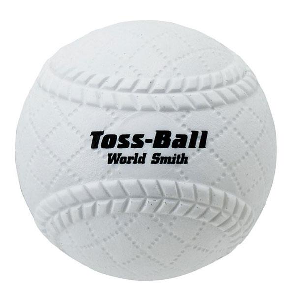 【クーポンあり】【送料無料】TOSS球(軟式/60pcs) BX82-70/しっかりとボールをとらえ振り抜くトレーニングに最適。