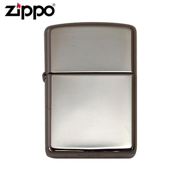 【クーポンあり】【送料無料】ZIPPO(ジッポー) オイルライター 167BK-ICE ZIPPO「ブラックアイス」のツヤありアーマータイプ。