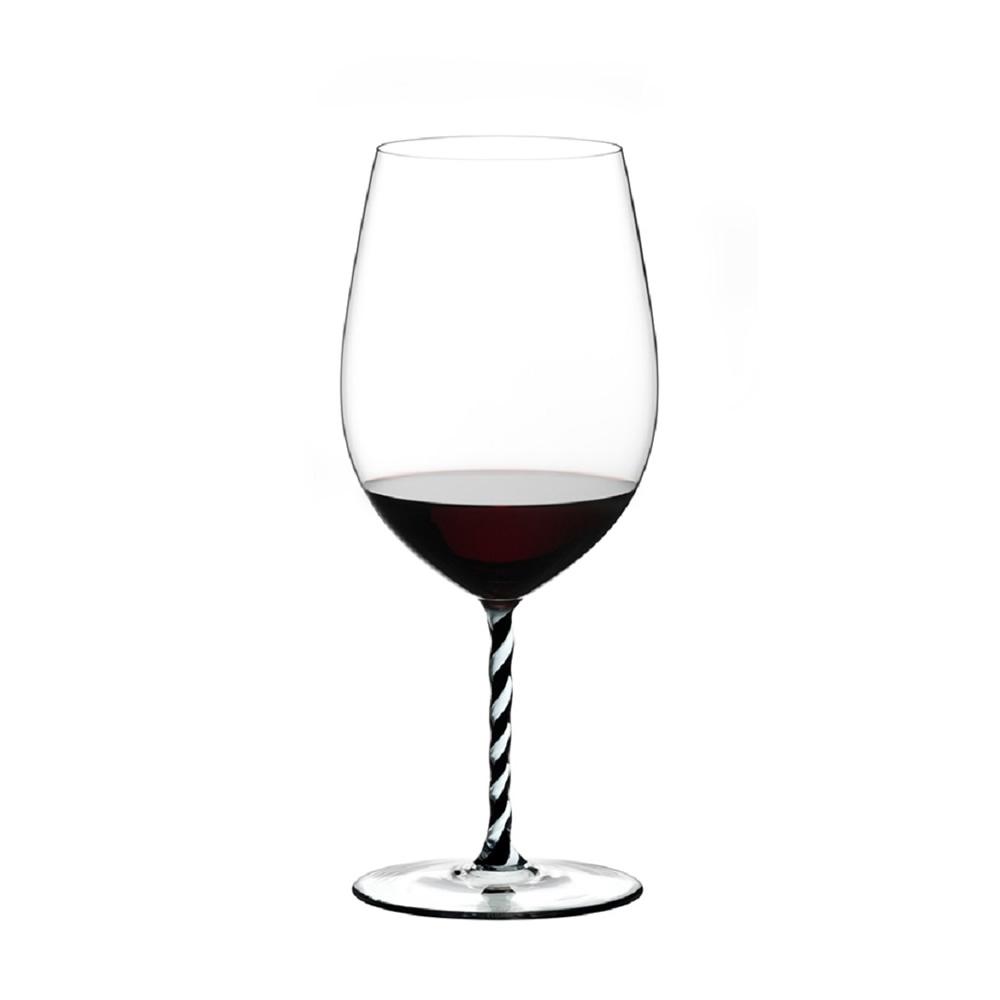 【クーポンあり】【送料無料】リーデル ファット・ア・マーノ ボルドー・グラン・クリュ ワイングラス 860cc 4900/00BWT 580 螺旋状のステムが美しい、ワイングラス。