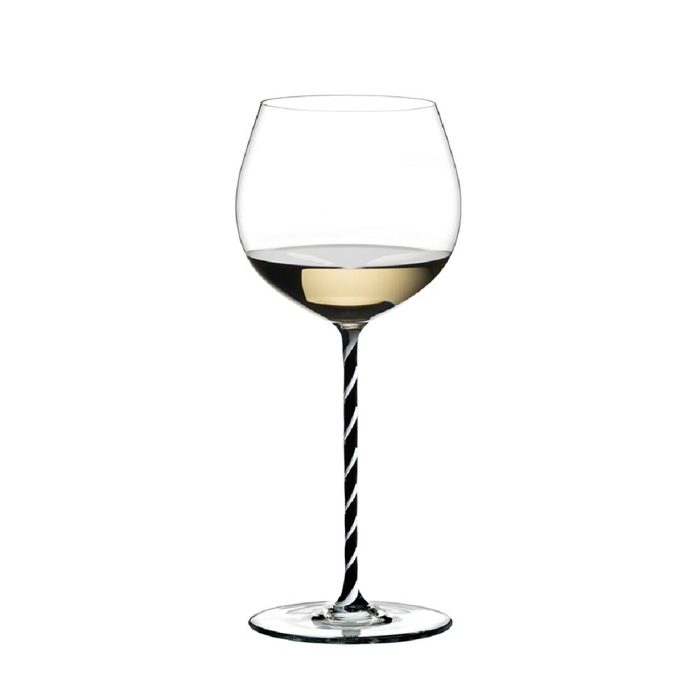 【クーポンあり】【送料無料】リーデル ファット・ア・マーノ オークド・シャルドネ ワイングラス 620cc 4900/97BWT 585 螺旋状のステムが美しい、ワイングラス。