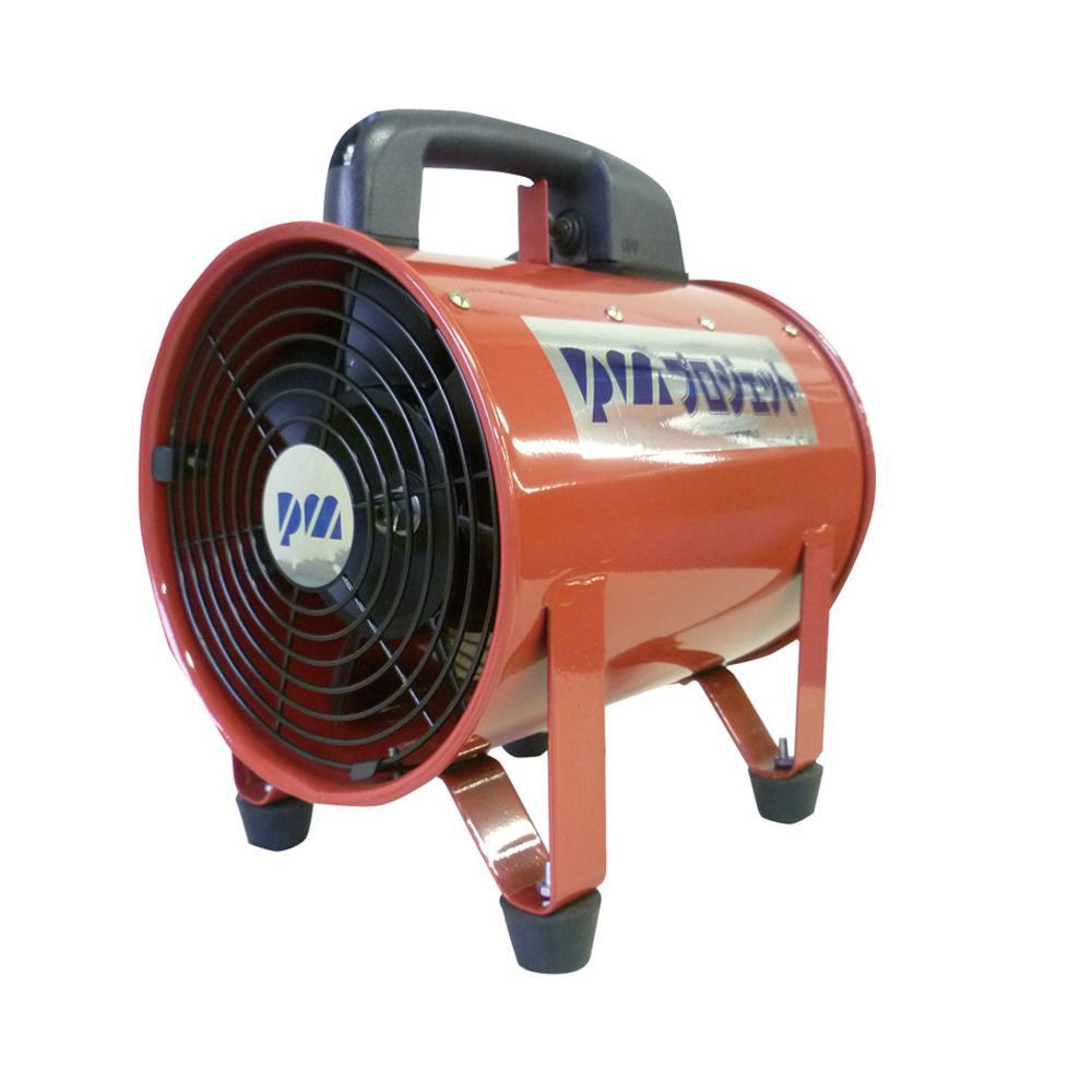 【クーポンあり】【送料無料】ポータブルファン(軸流送排風機) SDV-200 送風を送る時に最適!