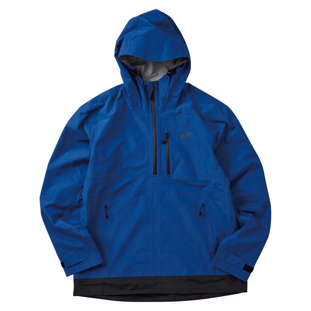 【クーポンあり】【送料無料】NITENGO アノラック ブルー Y1131-M-70 2.5レイヤー素材が軽量性を高め、肌へのベタつきを抑える。