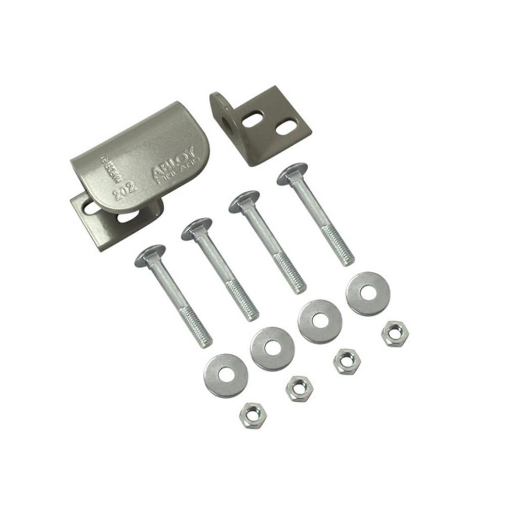 【送料無料】72847 ABLOYロッキングプレート 70mm 左開 1組入 0072847 南京錠でロックするためのロッキングプレート。