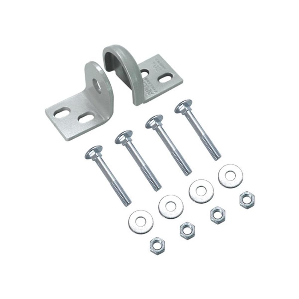 【クーポンあり】【送料無料】72849 ABLOYロッキングプレート 左右兼用 1組入 0072849 南京錠でロックするためのロッキングプレート。