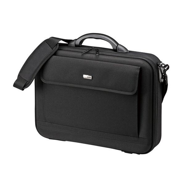 【クーポンあり】【送料無料】サンワサプライ セミハードPCケース BAG-EVA5BKN