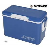 【クーポンあり】【送料無料】CAPTAIN STAG シエロ クーラーボックス35(ブルー) M-8159/便利なクーラーボックス。