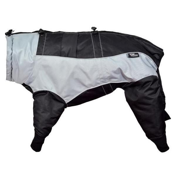 【クーポンあり】【送料無料】正規輸入品 Euro Dog Designs (ユーロ・ドッグ・デザイン) ダコタスノースーツ グレー 35M・8012 防寒に優れた高性能ウェア☆