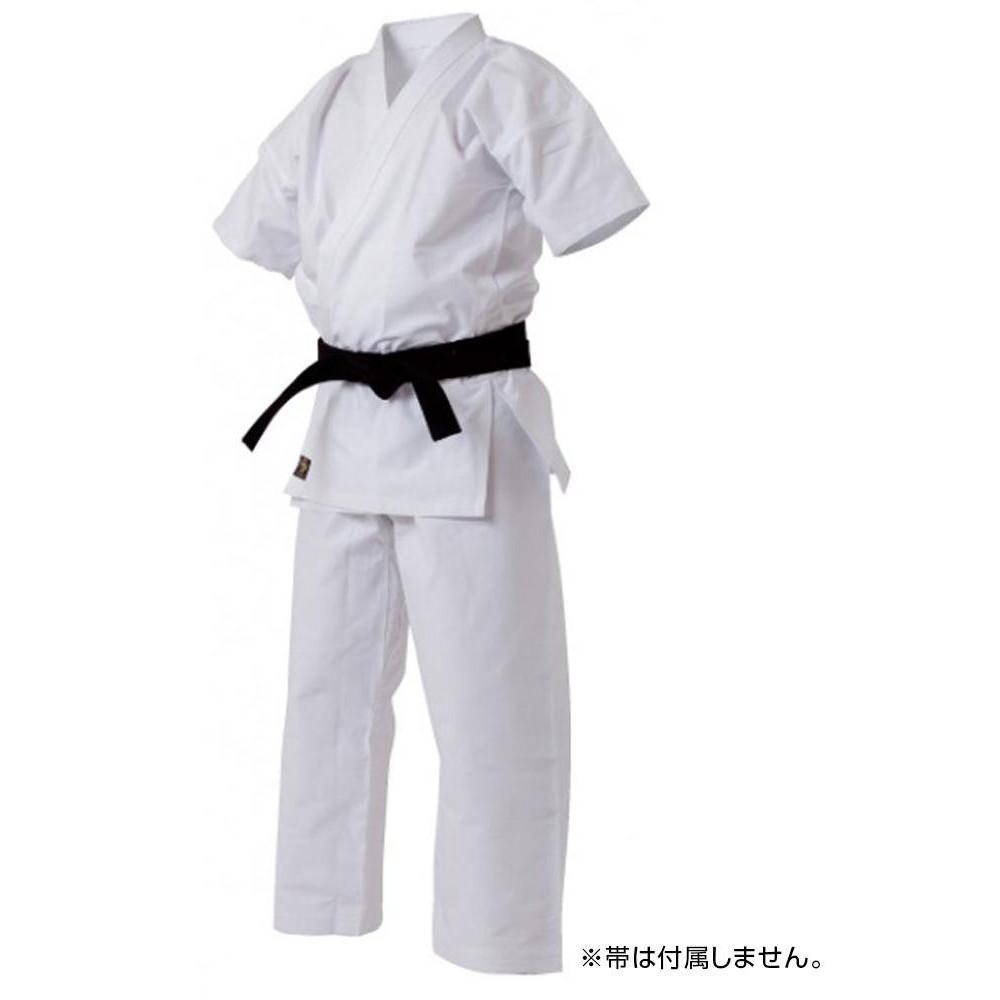 【クーポンあり】【送料無料】純白フルコンタクト空手着 4号 KU5-4 糸から縫製まで、まさにこだわりが詰まった究極の一着。
