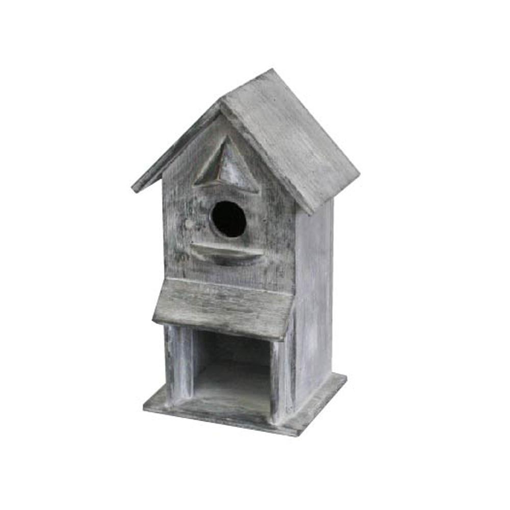 【クーポンあり】バードハウス 81169 小鳥が集まるお庭づくりに最適!