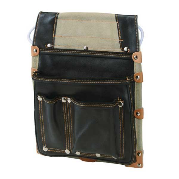 【クーポンあり】【送料無料】プロスター Delma leather line黒エバー職人の選び NO-752 職人気質の本格レザーツールバッグ。