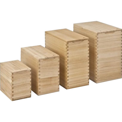 【クーポンあり】【送料無料】桐の逸品シリーズ「桐子モダン」 米びつ 30kg用 12106 お米の保存に適した桐材を使用。