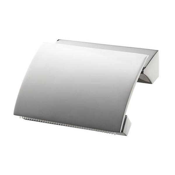 【クーポンあり】【送料無料】三栄水栓 SANEI ペーパーホルダー ビス付 シルバー W3701-C