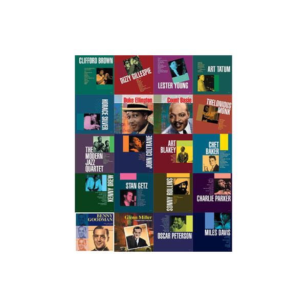 【クーポンあり】【送料無料】オール・ザ・ベスト ジャズ CD20枚組 オススメ商品