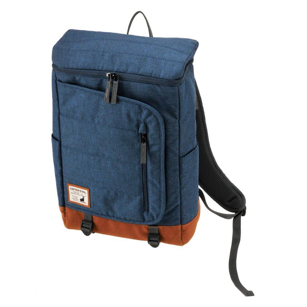 【送料無料】CAPTAIN STAG キャプテンスタッグ HEATHTWILL トレックボックス22 ブルー UP-2624 リュック トラベル キャリーバッグ デイバッグ スーツケース取り付け 出張 旅行 かばん