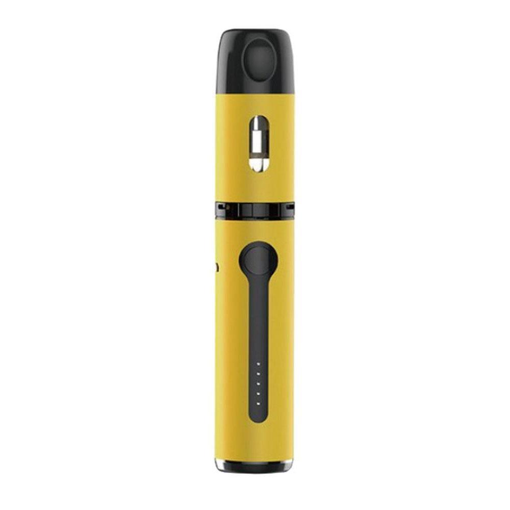 【クーポンあり】【送料無料】KangerTech K-PIN スターターキット イエロー 51180805 シンプルなスティックタイプ。