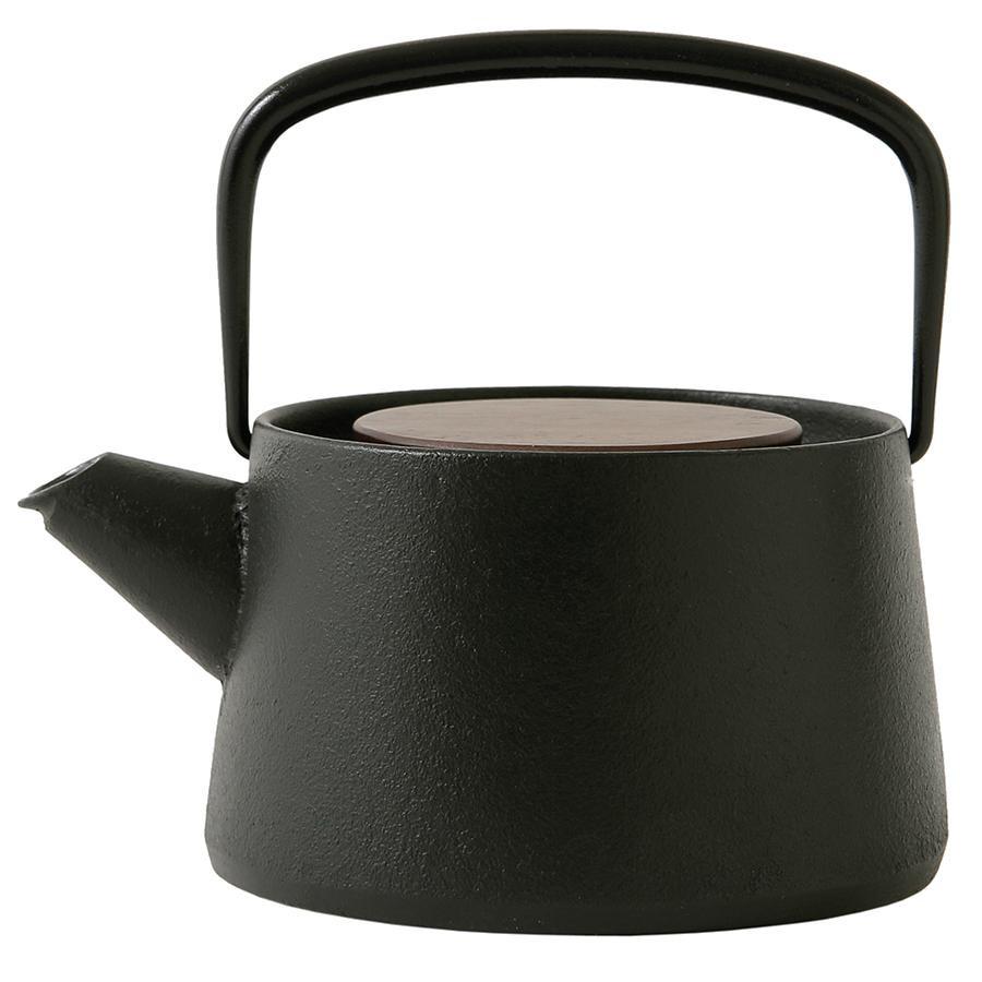 【クーポンあり】【送料無料】tetu tetsu急須 かわいい 機能美 湯切れ おしゃれ 日本製 ステンレス製茶こし付き 鋳鉄 便利