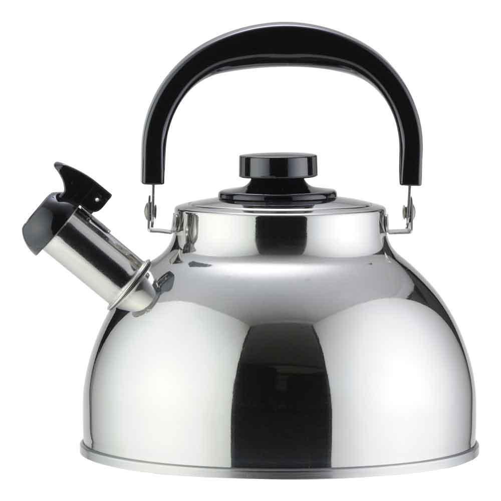 【クーポンあり】【送料無料】マクティー笛吹きケトル 2.5L SJ1023 お湯が沸いたら笛でお知らせ。