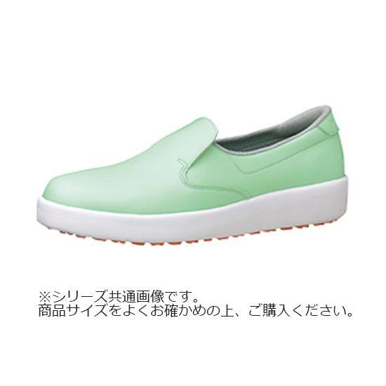 【クーポンあり】【送料無料】ニューハイグリップ作業靴 H-700N グリーン 24.5cm 008664-072 滑りにくい作業靴。