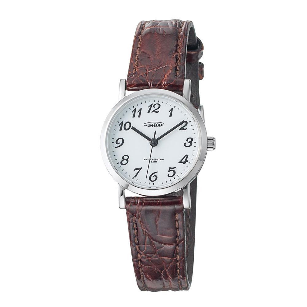【送料無料】AUREOLE(オレオール) ドレス レディース 腕時計 SW-613L-05
