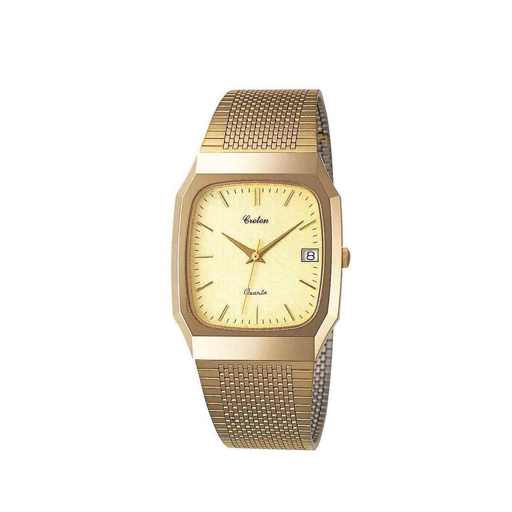 【クーポンあり】【送料無料】CROTON(クロトン) 日本製 メンズ 腕時計 RT-174M-02