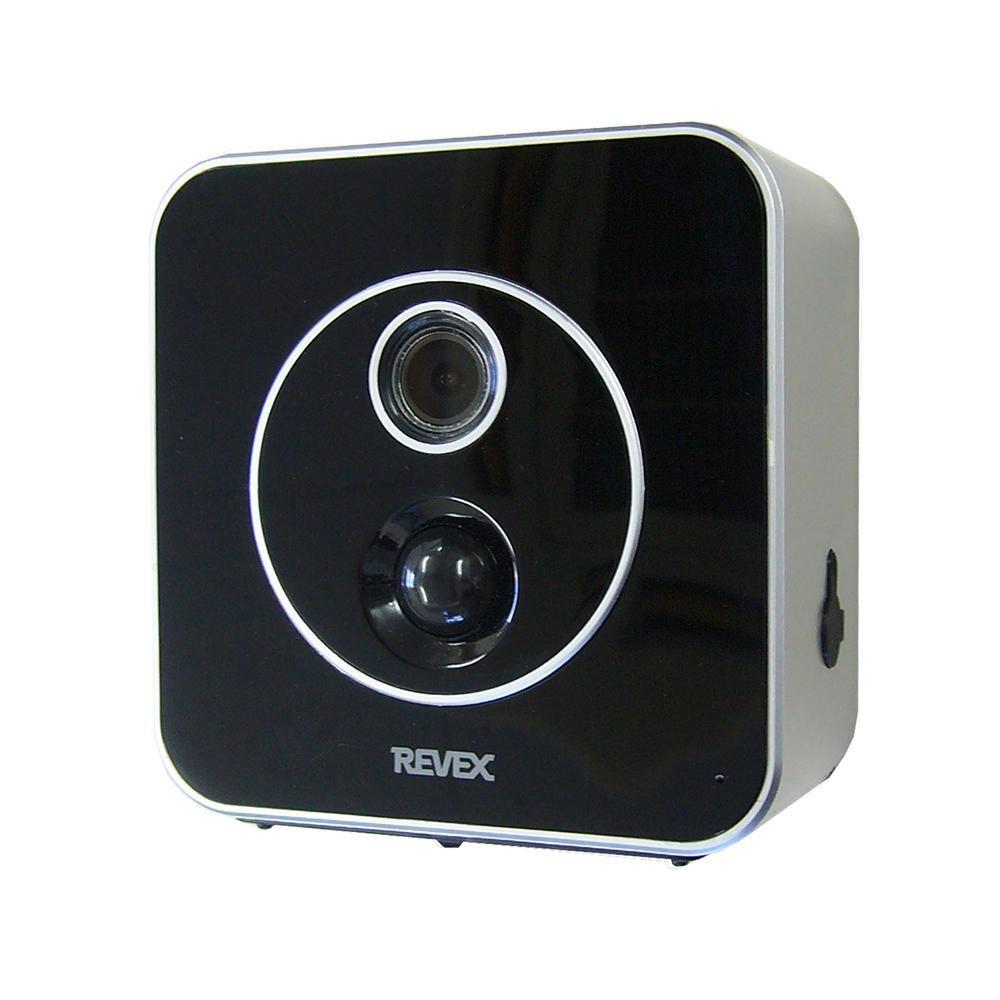 【クーポンあり】【送料無料】REVEX リーベックス SDカード録画式 センサーカメラ 液晶画面付 SDN3000 届いてすぐに使えるセット
