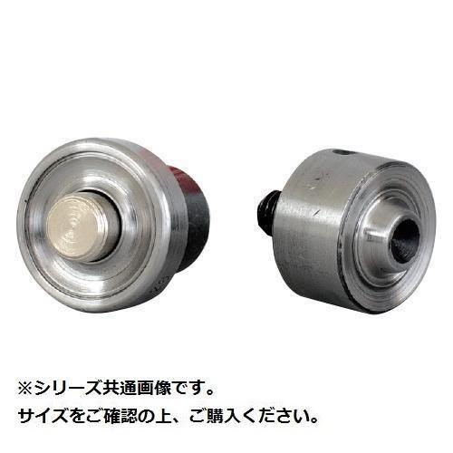 【クーポンあり】イチネン コマ 両面ハトメ用 8mm(♯22) 51236 ハンドプレス用の交換パーツ