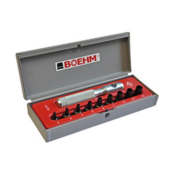 【クーポンあり】【送料無料】BOEHM ボエム 穴あけポンチ JLB210 フランスの穴あけ名人、ボエム。