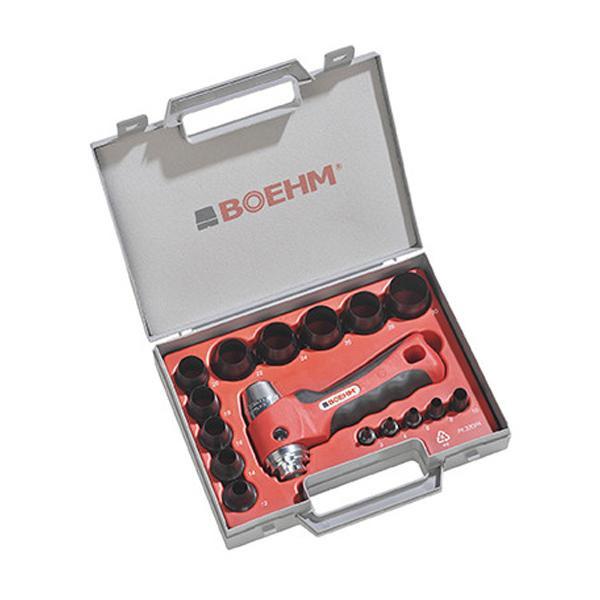 【クーポンあり】【送料無料】BOEHM ボエム 穴あけポンチ JLB330PA フランスの穴あけ名人、ボエム。