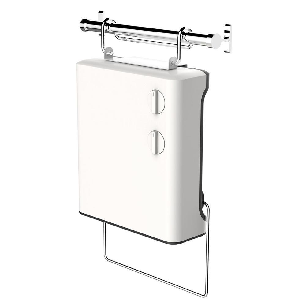 【クーポンあり】ROOMMATE 2STYLE壁掛け(脱衣所)ヒーター RM-93A 壁掛けにも、デスクにも使える2WAYスマートヒーター