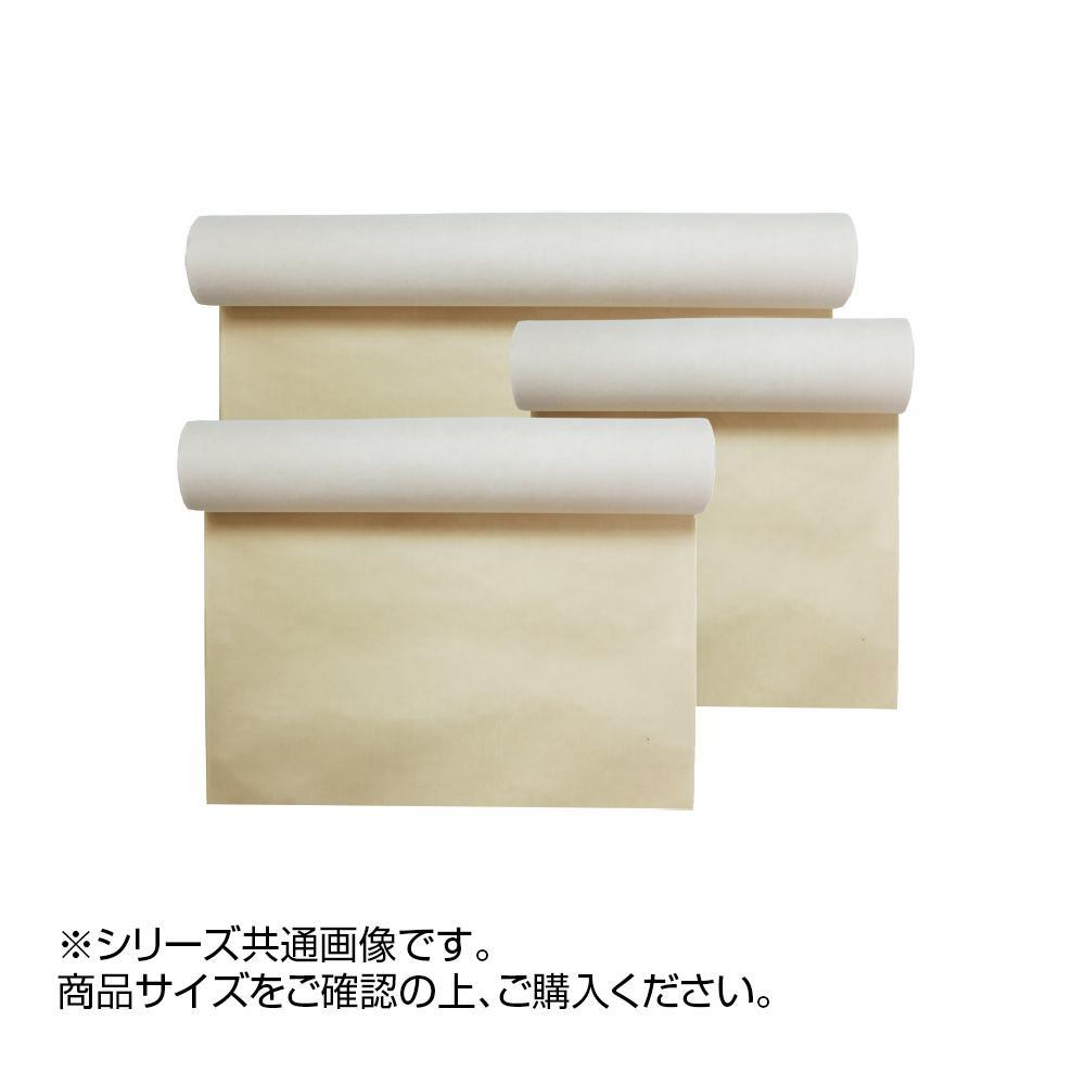 【クーポンあり】【送料無料】絹本 茶 91×182cm CD12-4