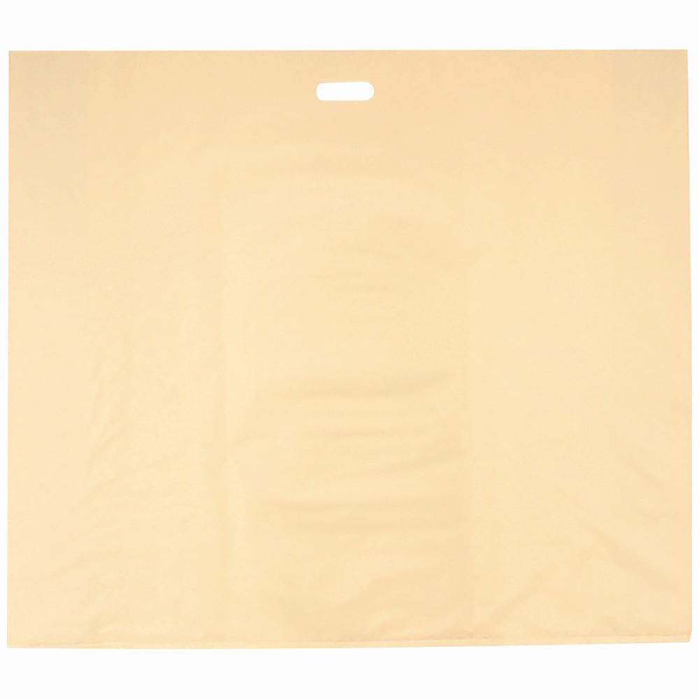 【クーポンあり】【送料無料】ササガワ タカ印 50-1951 特大ポリ袋 アイボリー 50枚 大きい商品を入れるのに最適な特大ポリ袋!!