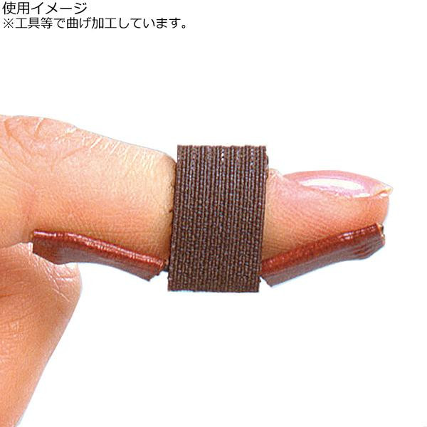 【送料無料】竹虎 ソフラツイスター M 10枚入 副木 シーネ 032103 簡単に確かな固定ができます。