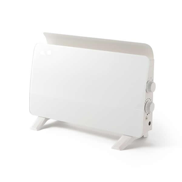 【クーポンあり】【送料無料】ROOMMATE クリスタルパネルヒーター RM-58A デスク 家電 暖房 暖かい あったかい ロータイプ セラミックヒーター 温度調節機能付 スリム コンパクト 転倒時自動オフ 転倒時自動オフ 足元