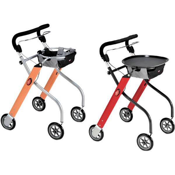 【クーポンあり】【送料無料】竹虎 歩行車レッツゴー 洗練されたデザインの室内歩行車です。