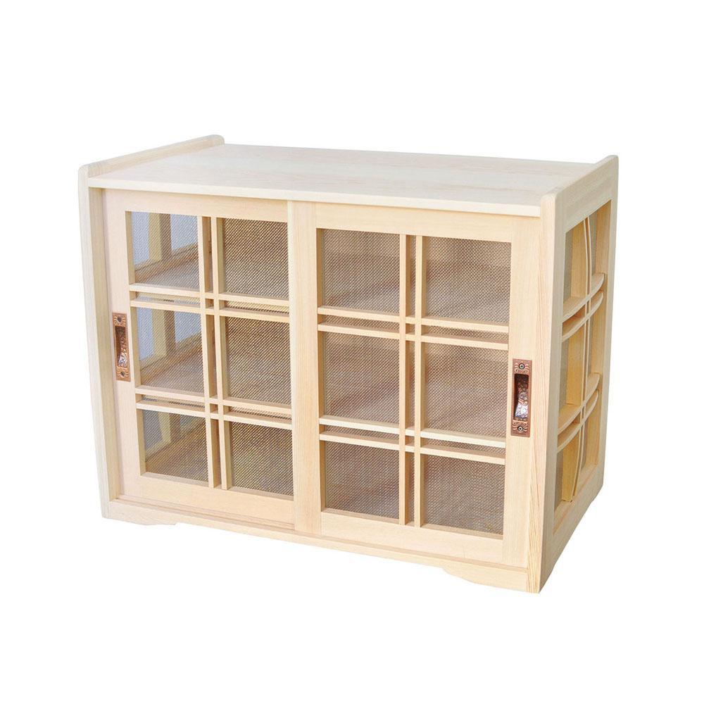 【クーポンあり】【送料無料】ヤマコー ひのきはい帳(横型) 88083 作り置き料理や残り物の保管に。職人の技が光るはい帳。