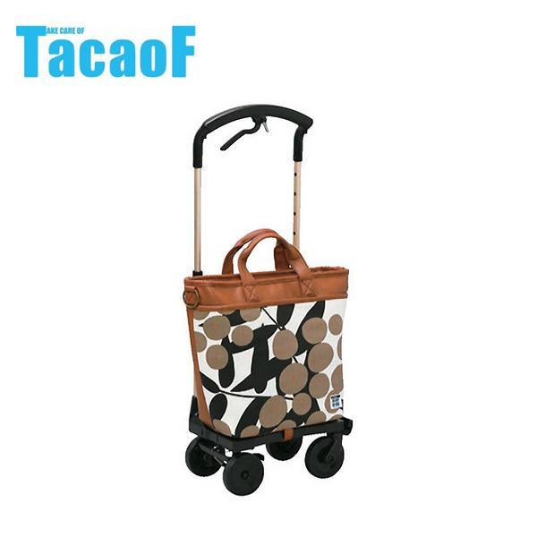 【クーポンあり】【送料無料】幸和製作所 テイコブ(TacaoF) セレクションカート サルトサレーベン WCC06 こだわりのデザインバッグでお出かけをもっと楽しく♪