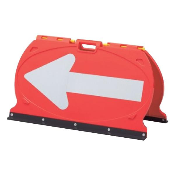 【送料無料】マルチフロアサイン MFS-5 131205 使わない時は折りたたみ、コンパクトに収納できます。